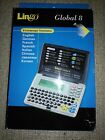 LINGO8 GLOBAL 8 LANGUAGE NON TALKING TRANSLATOR TR-800A OVER 64,000 WORDS T5 new