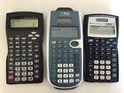 3 Scientific Calculators