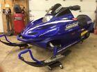 2000 Yamaha SRX 700 Snowmobile