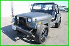 1988 Jeep Wrangler  1988 Jeep Wrangler Automatic 6 Cylinder NO RESERVE