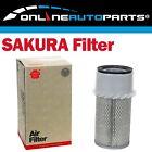 Sakura Air Filter Cleaner for Nissan Urvan DFVMY E24 4cyl TD27 2.7L Engine 87~93
