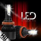 Cree LED Headlight Kit H8 H9 H11 388W 38800LM 6000K Low Beam Fog Bulb HID White