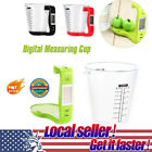 Digital Measure Jug Electronic Cup Scale Kitchen Weigh Detachable LCD Display CH