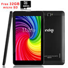 7-inch DualCore TabletPC Android OS by Indigi - WiFi & Bluetooth + 32gb microSD
