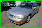 1998 Acura CL 3.0 1998 Acura CL Automatic 6 Cylinder NO RESERVE