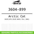 Arctic Cat 3604-899 Block Mtg-Idler Wheel-Tall Mag