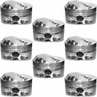 Manley 697660-8 Big Block Chevy Hollow Dome Pistons