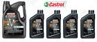 "CASTROL EDGE C3 ""SLX"" 5W-30 FULL SYNTHETIC Engine Motor Oil (9-QUARTS) for BMW"